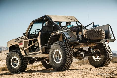 Top 10 Off-road Feature Vehicles Of 2016