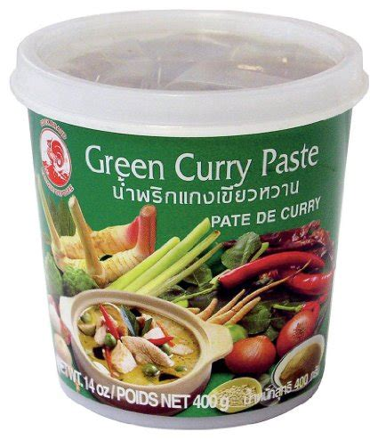 Cock Green curry paste -Mitro Fresh