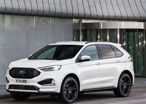 ford edge redesign release date  price
