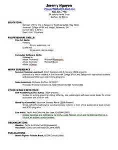 resumes for high students with no work experience template how to create a professional resume