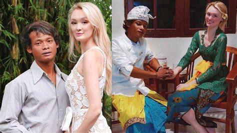 beredar video polly alexandria balik  indonesia nur
