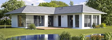 luxus bungalow bauen bungalow schl 252 sselfertig bauen die bungalow grundrisse vom gse hausbau