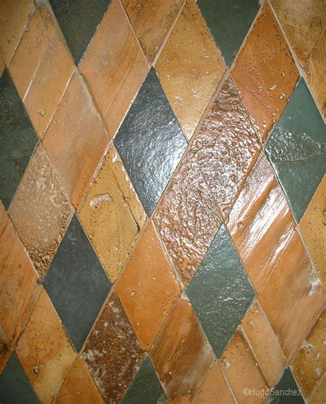 diamond pattern ceramiques hugo sanchez