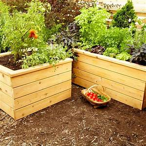 These, Simple, Planter, Boxes, Are, Easy, To, Build