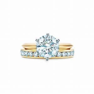Tiffany Ring Verlobung : the tiffany setting engagement ring in 18k yellow gold tiffany engagement ring tiffany ~ A.2002-acura-tl-radio.info Haus und Dekorationen