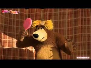 Bettwäsche Mascha Und Der Bär : mascha und der b r auf deutsch youtube ~ Buech-reservation.com Haus und Dekorationen