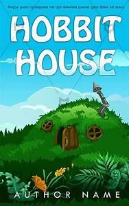 Children Book cover Design - Hobbit House
