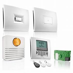Pack Alarme Somfy : alarme protexial io somfy pack maison kalytea ~ Melissatoandfro.com Idées de Décoration