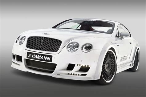 Hamann Tuning Programm For Bentley Continental Gt Speed