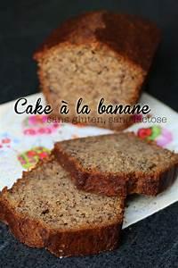 Gateau Sans Lactose : bananabread sans gluten lactose cookismo recettes ~ Melissatoandfro.com Idées de Décoration