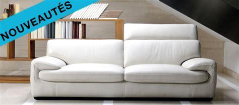 canape cuir avec tetiere un canapé design mais confortable bienvenue aux canapés