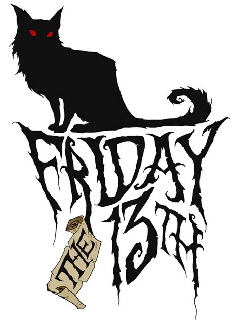 friday 13th clipart friday the 13th by abigaillarson on deviantart