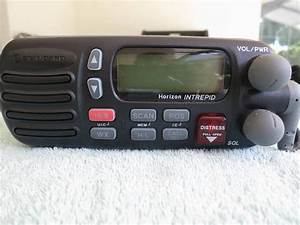 Sold - Standard Horizon Vhf Radio - Sold - The Hull Truth