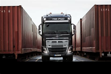 volvo 800 truck for volvo trucks unveils fh16 with 750 hp autoevolution