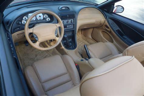ford mustang cobra convertible