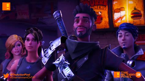 """""""Fortnite"""" launch cinematic trailer gives us the type of ..."""