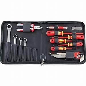 Trousse A Outils : trousse a outils 265x305mm fortis ~ Melissatoandfro.com Idées de Décoration