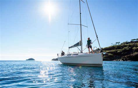 hanses innovative rudder drive system sail magazine