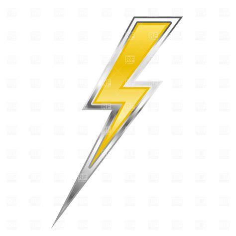 Lightning Bolt Clip Lighting Bolt Symbol Clipart Panda Free Clipart Images
