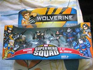 Marvelous Penang Toy Collection: Marvel Super Hero Squad ...