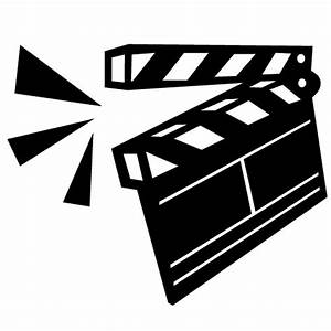 Best Movie Clipart Black And White #21315 - Clipartion.com