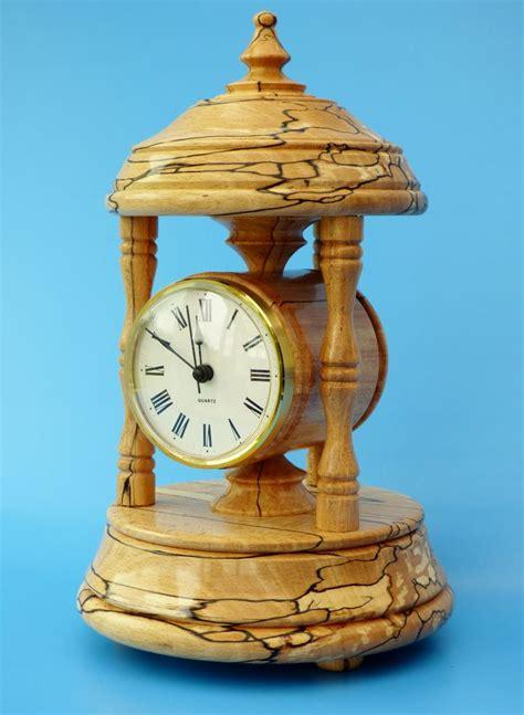 clocks images  pinterest wood clocks lathe