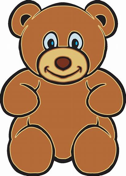 Bear Clip Teddy Clipartix Clipart Related