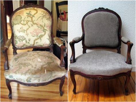 comment refaire un fauteuil refaire un fauteuil vialbost