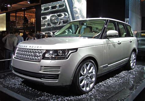 Land Rover Range Rover (4th Generation) Wikidata