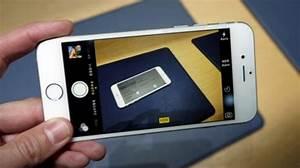 iphone 6 kamera ayarlari nasil