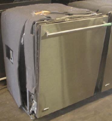ge monogram dishwasher zbdkss  appliance sale dishwasher trash