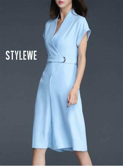 Short Jumpsuit Plain Dresses Stylewe Classy Pretty