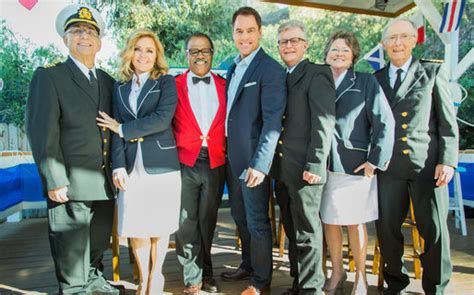 Love Boat Reunion by The Love Boat Holiday Cast Reunion On Home Family