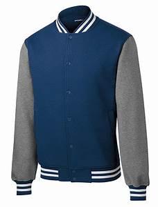 Sport Tek Pullover Size Chart Custom Mens Fleece Letterman Jacket