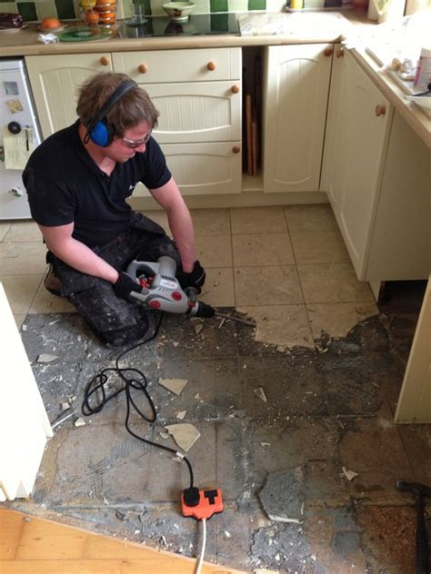 removing tile floor fit flooring ltd fit flooring