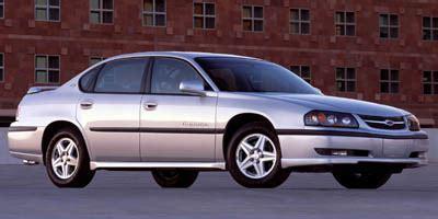 chevrolet impala iseecarscom