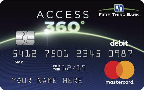 access  reloadable prepaid card   bank
