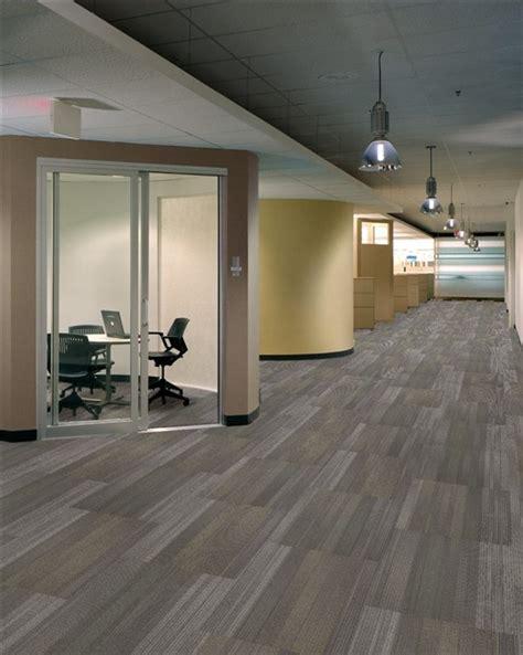shaw carpet tiles ashlar installation higher ed