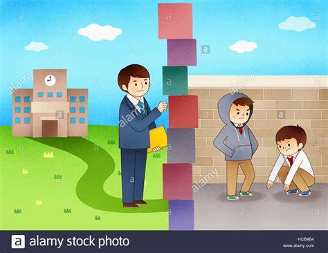 juvenile delinquency prevention stock photo alamy