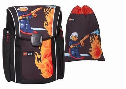 Lego Schultasche Extreme Fire Ergonomiczny Worek Tornister