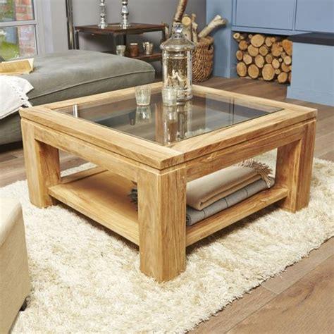 table basse bois brut pas cher wraste
