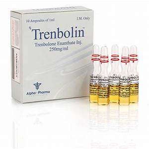 Buy Trenbolin  Trenbolone Enanthate 2500mg  - 10ml