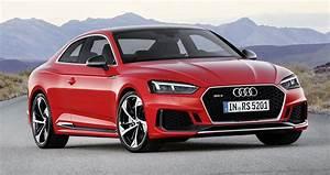Audi Rs5 Coupe Debuts In Geneva