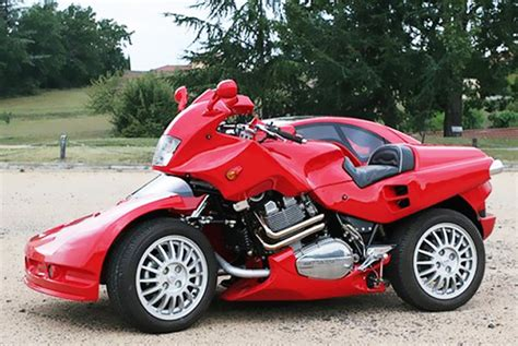 Wth? Motorcycle Sidecar