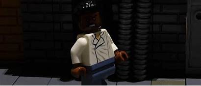 Werewolf Transformation Lego Halloween Redd Making Im