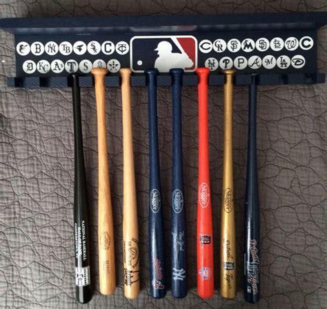 ideas  baseball bat display  pinterest