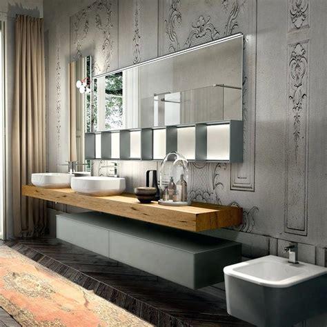 Badezimmer Unterschrank Modern by Badezimmer Waschtisch Beton Mit Doppel Aufsatzwaschbecken