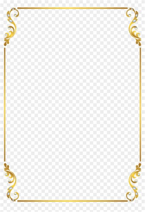 find hd square gold golden frame border squareframe
