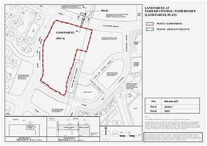 Pasir Ris Plan Central Parcel Gls Hdb
