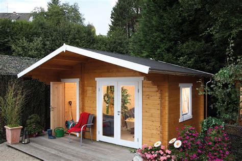 gartenhaus holz modern gartenhaus 171 450x300cm holzhaus bausatz 58mm modern 187 2 raum holz gartenhaus vom garten fachh 228 ndler